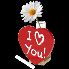 Make & Take: Heart Vase