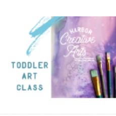 Pop Up : Toddler Art