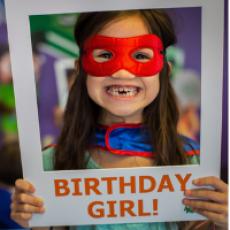Online Birthday Parties - up to 20 children!