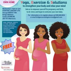 Things to do in Cape May County, NJ: Prenatal YES! (Yoga, Exercise & Solutions)