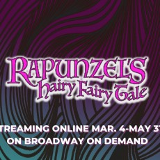 Cincinnati, OH Events for Kids: Watch At Home: TCT'S Rapunzel's Hairy Fairy Tale