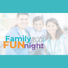 Family Fun Night at The Sharing Center