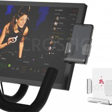 Acrylic Phone Holder for Peloton