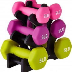 Neoprene Dumbbell Hand Weights
