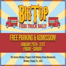 Things to do in Wesley Chapel-Lutz, FL for Kids: Big Top Food Truck Rally, Lifestyle Festivals
