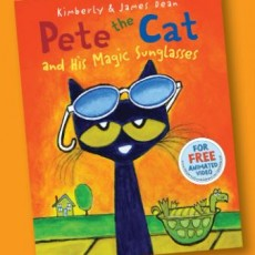 Things to do in Hoboken-Jersey City, NJ for Kids: [National] Read Along, Draw Along: Pete the Cat, Crayola