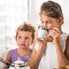 Things to do in Merrimack Valley, MA: American Girl Valentine Tea