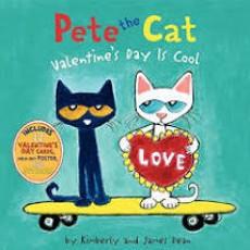 Pete the Cat V-Day Fun