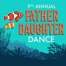 Things to do in Myrtle Beach, SC for Kids: 9th Annual FATHER DAUGHTER DANCE, Ripley's Aquarium of Myrtle Beach