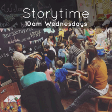 Main Line, Pa Events: Bilingual Storytime