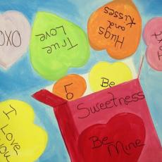 Things to do in Westfield-Clark, NJ: KIDDO CANDY HEARTS- IN STUDIO CLASS