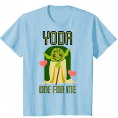 Star Wars Yoda One For Me T-Shirt