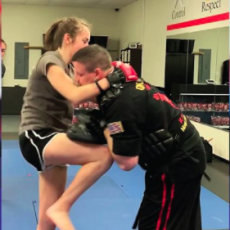 Charleston, SC Events for Kids: Mother-Daughter Self-Defense (Ages 10+)
