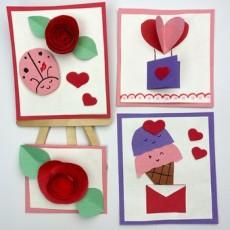 Valentine'€™s Day Art Gallery