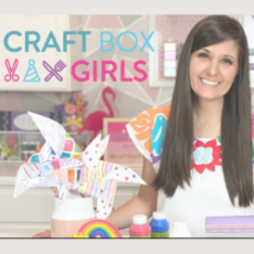 Hulafrog at Home Events: Get Crafty with Lynn Lilly & Crayola!