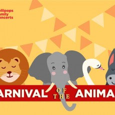Cincinnati, OH Events for Kids: Lollipops: Carnival of the Animals