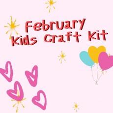 Virtual Craft at Home: Kids