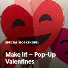 Things to do in Shrewsbury-Marlborough, MA: [National] Peppy, Pop-Up Valentines