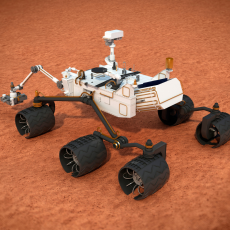 Towson, MD Events for Kids: [National] Mars Landing: Get Ready!