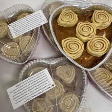 Bake at Home Cinnamon Rolls