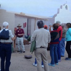 Casa Adobes-Oro Valley, AZ Events: Guided Tour of the Presidio Museum