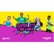 Things to do in Richmond South, VA for Kids: Kids Run RVA Super Fit Challenge, Sports Backers