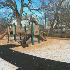 Get Outside & Check out a NEW Playground!