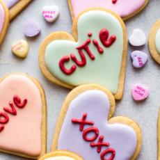Valentine Cookie Extravaganza