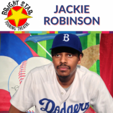 Worcester, MA Events for Kids: Bright Star Touring Theatre presents: Jackie Robinson