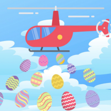 Things to do in Myrtle Beach, SC for Kids: 8th Annual Helicopter Egg Drop and Hunt at Thompson Farm!, Thompson Farm at Brickyard Plantation