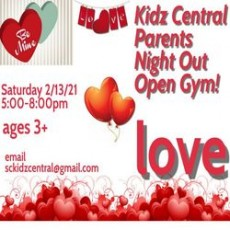 Worcester, MA Events for Kids: Valentines Parents Night Out
