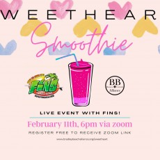 Sweetheart Smoothie Live!