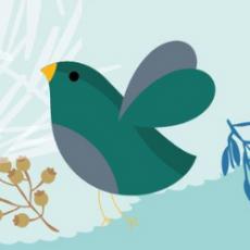 Kidzu's Great Backyard Bird Count