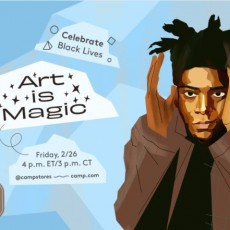 Celebrate Black Lives: Art is MAGIC!