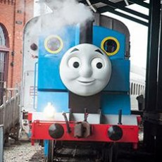 Things to do in Towson, MD for Kids: Day Out With Thomas, B&O Railroad Museum