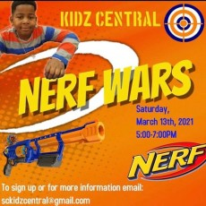 Things to do in Worcester, MA: Nerf Wars