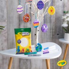 [National] Crayola CIY - Easter Egg Ornaments