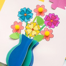 Things to do in Wesley Chapel-Lutz, FL for Kids: [National] Best Mother's Day Craft Ideas for Kids, Michaels