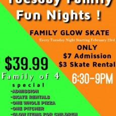 Deptford-Monroe Township, NJ Events: Tuesday Family Fun Nights!