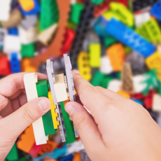Things to do in San Antonio Northwest, TX: Build a LEGO Picture Frame