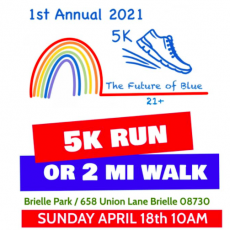 Things to do in Southern Monmouth, NJ: 1st Annual 2021 5K