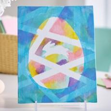 San Antonio Northwest, TX Events: [National] Egg Paint Reveal Canvas