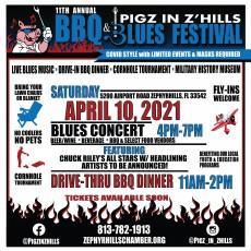 11th Annual Pigz In Z'Hills BBQ & Blues Fest