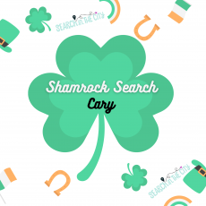 Things to do in Apex-Cary, NC: Search in the City's Shamrock Search