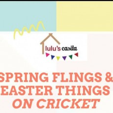 Things to do in Main Line, Pa for Kids: Spring Flings & Easter things on Cricket, Lulu's Casita - Ardmore