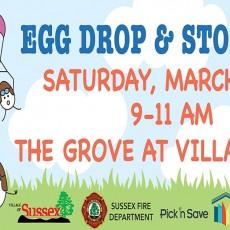 Egg Drop & Story Hop