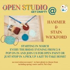 Things to do in Warwick, RI: Open Studio