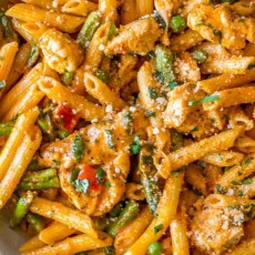 Live Virtual Spicy Chipotle Chicken Pasta Fundraising event for SARAH Foundation!