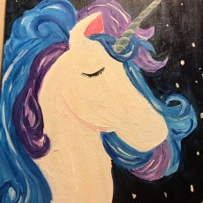 Things to do in Guilford - Old Saybrook, CT for Kids: Virtual Paint Class for Kids, Mary's Paint Party