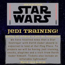 Casa Adobes-Oro Valley, AZ Events: Star Wars Jedi Training